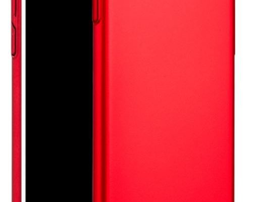hoesje iPhone 7 rood